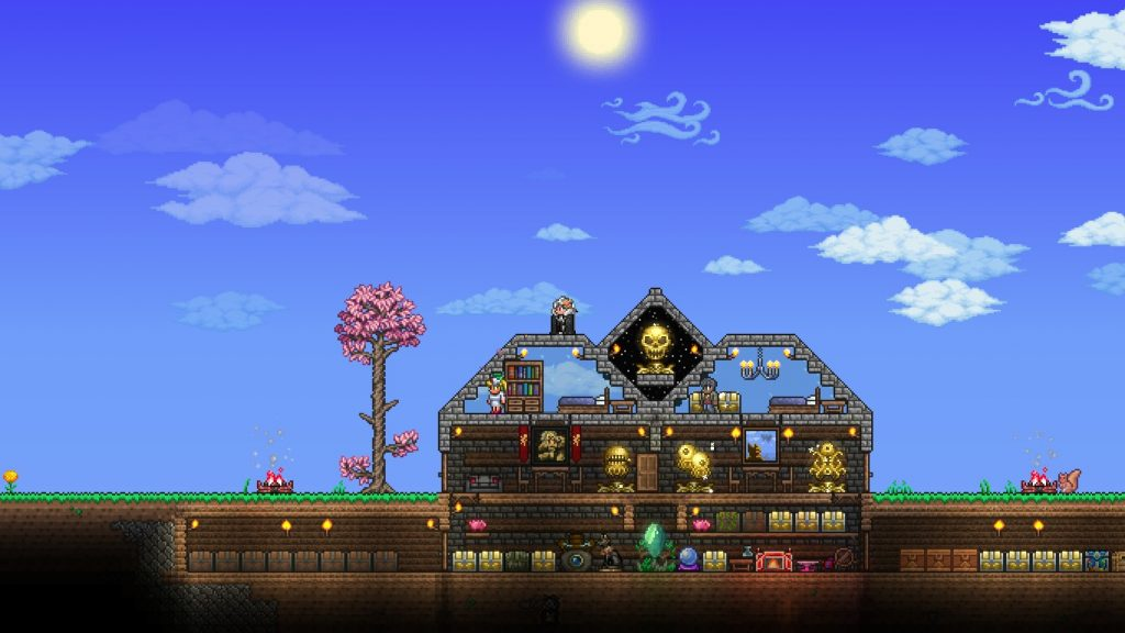 secret terraria seed special for the worthy
